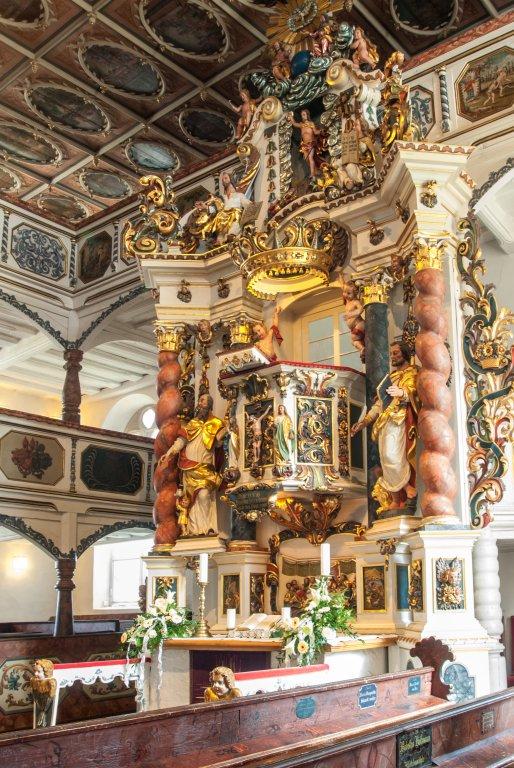RWW Altar