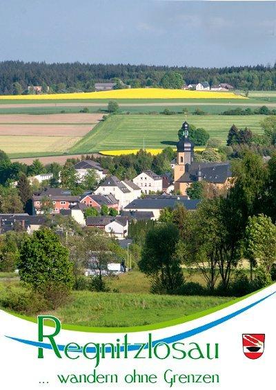 Wanderwege Regnitzlosau Gemeinde Regnitzlosau Im Landkreis Hof