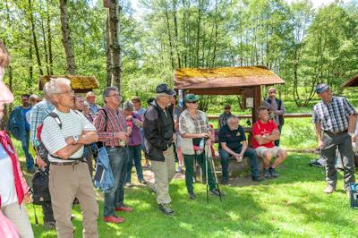 Volkswandertag 2019 am Dreiländereck