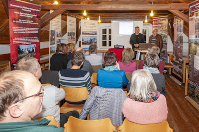 Vortrag Werner Pöllmann